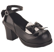 Demonia-Goth Punk Lolita Shoe