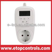 Digital Plug in Temperature Controller