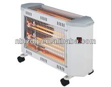 CE/ROHS/BV/CB approved quartz heater
