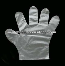 hair dying pe gloves