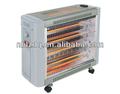 Eléctrico portátil de cuarzo calentador con el ce, gs. Rohs, certificados de vb