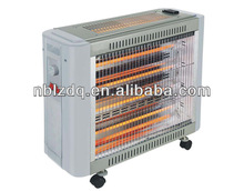 Electric Portable quartz heater with CE,GS.ROHS, VB certificates