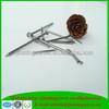 Hot steel nail making machine