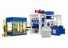 high output QTJ10-15 maintenance and friendly environment- friendly hollow block machinery (Hongbaoyuan Brand)