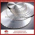 diamante hoja de sierra circular
