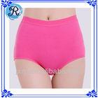 Wholesale little girls modeling panties plus size cotton panty custom woman underwear