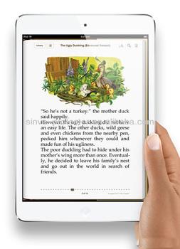 For iPad For Mini New Model Tablet Crystal Clear Matte Anti Glare Anti-Scratch Anti Fingerprint Screen Guard Protector Film