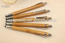 Eco-friendly bamboo pen eco pen, bamboo ball pen