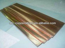 ASTM B98 CuSi3Mn1 Higher Silicon Bronze Alloys Flat Bar