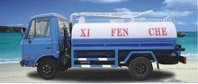 1000-3000 mini vacuum truck for sale, used sewage trucks for sale