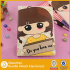 new products girls pu leather case for apple ipad 5,for ipad 5 cover