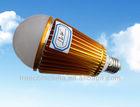 12W aluminum lamp covers for led bulb light