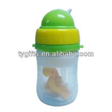 160ml bpa free silicone water bottles for kids