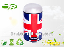 picture of iron waste bins for sale