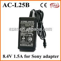output 3.7v adapter AC-L25B For Sony camera DVD7E