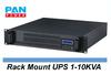 Rack mount high frequency online ups 1kva 800w (2U)