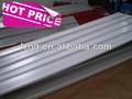 Ppgi( iso9001- 2000) prix prélaqué3 plaque ondulée en acier à la vente
