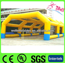 inflatable batting cage for sale/ baseball batting cage/ inflatable batting cage