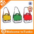 face pattern oxford cartoon street bag school bag comic bag 3 colors for men