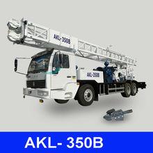 Trucked AKL-350B off shore oil drilling