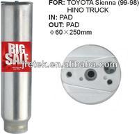 truck air conditioning drier accumulator