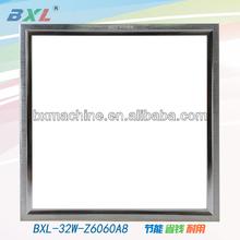 Design uniforme escritório 6000 ~ 6500 K led praça painel de luz com CE & RoHS