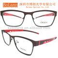 إطارات النظارات الملونة، عارضة الأزياء الجديدة النظارات المحرز في كوريا