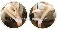 SPA ankle fuzzy socks, improve the heel crack socks for unisex