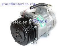 Sanden Compressor SD 7H15 Compressor for Car/Truck Air Conditioning