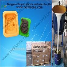 liquid RTV silicone rubber for plaster statue