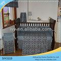 Yetişkin bebek beşik yatak seti toptan/ucuz hayvan baskı bebek yatak setleri çin toptan