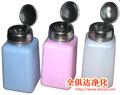 Disipan la electricidad seguridad ESD solvente dispensador de botella