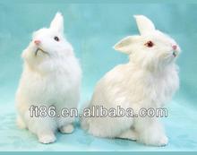 new design custom fur rabbit