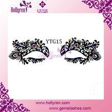 Many Style Choice, Beautiful Artistic Eye Sticker