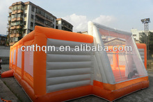 Inflatable Soccer field Bouncer, inflatable soccer arena