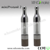 2014 Top quality huge vapor mini protank 2 with bottom coil atomizer