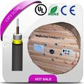 ftth cable de fibra óptica duplex lejano ronda de cable de transmisión 1a