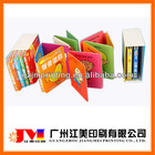 Hot Selling Professional Custom Full Color Children Thick Paper Books Debossed Cover Books Children's Board Books Printing