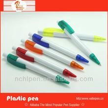 Eco-friendly advertising plastic ballpoint pen