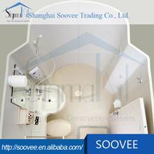 New design prefabricated bathroom