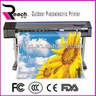 banner outside eco solvent printer / digital flex sign printing machine price