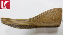 Lady Shoe Outsole for Sandal Moccasin