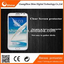 Crystal Clear Premium High Definition(HD) custScreen Protector Guard Shield Film easy sticker custom screen protector