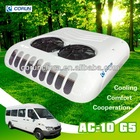 Van/Minibus Air Conditioners for Ford,IVECO,Toyota