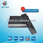 Cloud Ibox Hd Mpeg4 Tv Decoder Mini Vu Solo 2 Cloud Ibox V3 Enigma2 Linux Digital Satellite Internet Receiver With Fan In Stock
