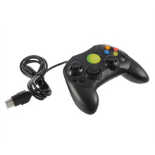 High quality Black Game Controller S-TYPE for Microsoft X-Box