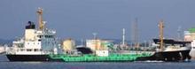 Asphalt/Bitumen Tanker Capacity 1,305 DWT
