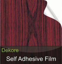 Adhesive Fancy Foil self adhesive laminating film
