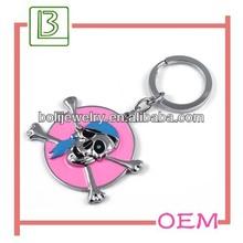 wholesale halloween gift metal keychain