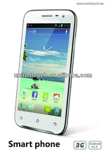 2013 new 5 inch android smart phone S7 MTK6577 WiFi GPS 3G made in China G+G touch screen mobile phone
